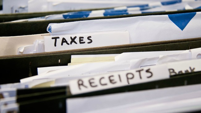 Here's how long you should keep tax records